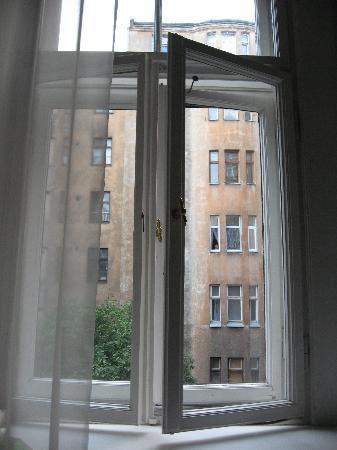 Guesthouse Jakob Lenz: Unser Fenster