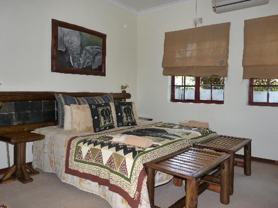 Zulani Guest House: la chambre