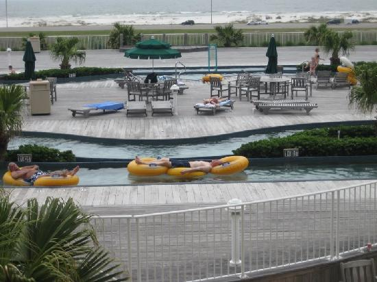 Caribe Resort: 1000 ft Lazy River