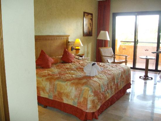 Grand Palladium Colonial Resort & Spa: notre chambre