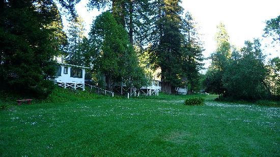 Dawn Ranch Lodge: meadow view