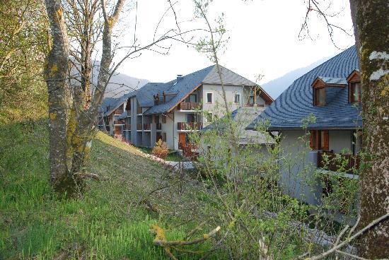 Les Balcons de la Neste: la résidence