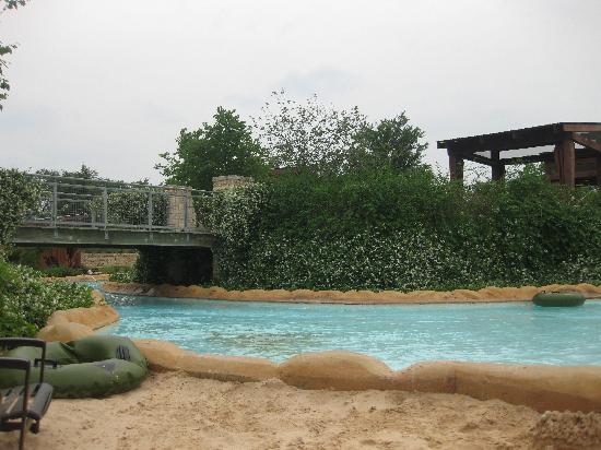 Lazy River Picture Of Hyatt Residence Club San Antonio