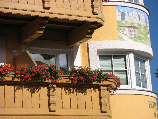 Hotel Elite Seefeld : Hotel view