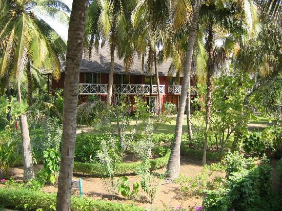 Savana Saly Hotel : Les chambres