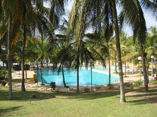 Savana Saly Hotel : La piscine