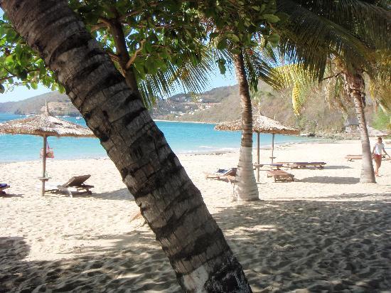 Tamarind Beach Hotel & Yacht Club: La spiaggia