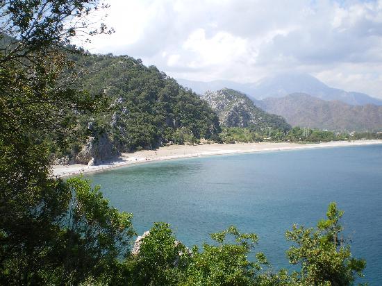 Kibala Hotel: The nearby beach