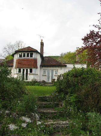 Glastonbury Properties - Hillside : View from the back garden