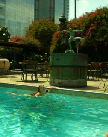 Hotel Figueroa: brrr