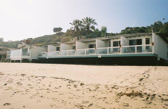 Casa Malibu Inn on the beach