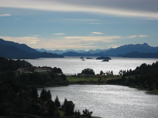 El Casco Art Hotel: The Lakes and Mountains of Bariloche