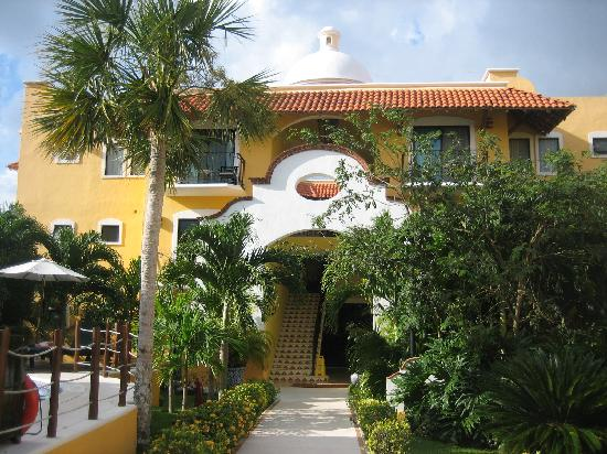 Occidental Grand Cozumel: Building 21