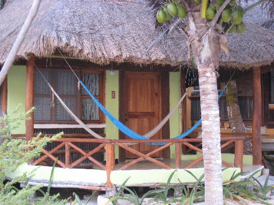 Tita Tulum Hotel Ecologico: Cabana #5