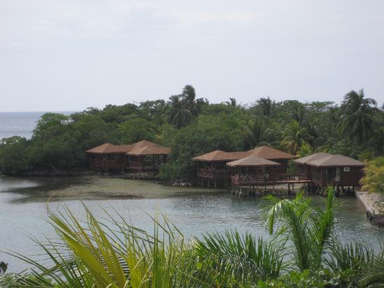 Anthony's Key Resort: View of the key from the restaurant