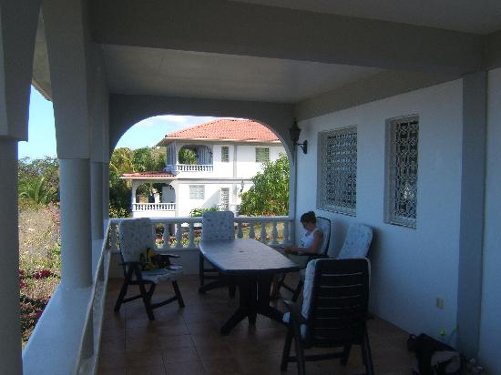 Caribbean Sea View Holiday Apartments : Agréable