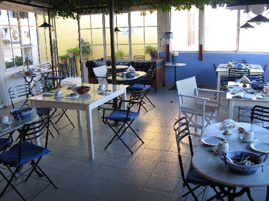 Hotel Andreas : The lovely restaurant