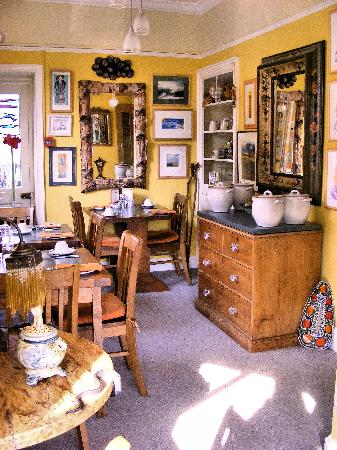 Easedale Lodge: Breakfat Room