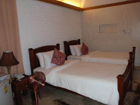 Mae Hong Son Resort : Pribta room