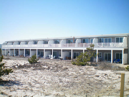Amagansett, Estado de Nueva York: Our Beach Front Condo. It wa really nice!!!!