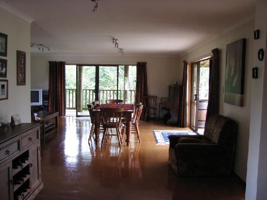 Caledonian Creek Lodge: Dining Room