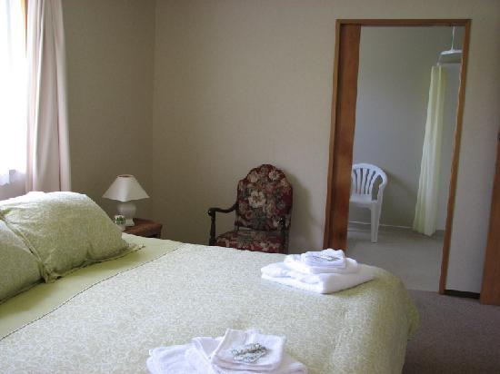 Caledonian Creek Lodge: Bedroom