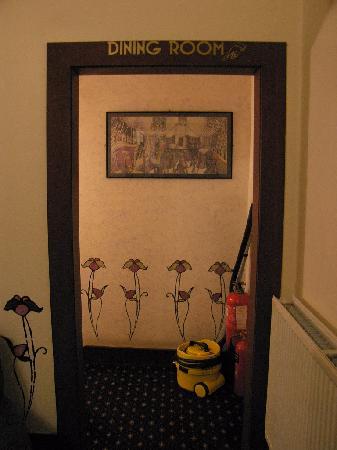 Rennie Mackintosh Art School Hotel: Why To Dining Room