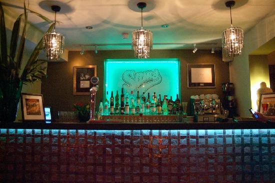 Sam's: new upstairs bar