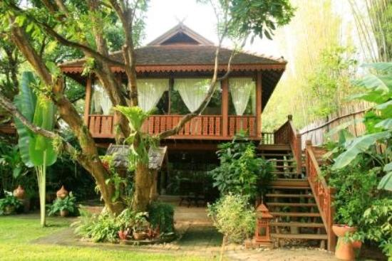 The Granary Resort: Notre villa
