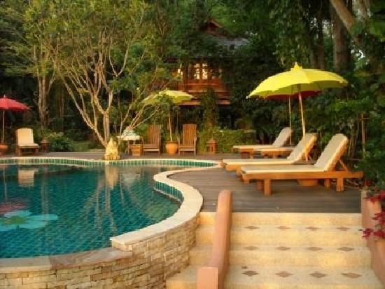The Granary Resort: piscine