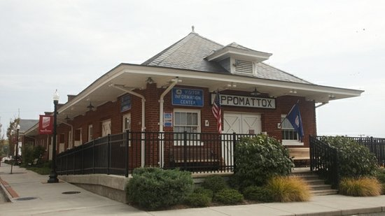 ‪‪Appomattox‬, فيرجينيا: Appomattox Visitor Information Center‬