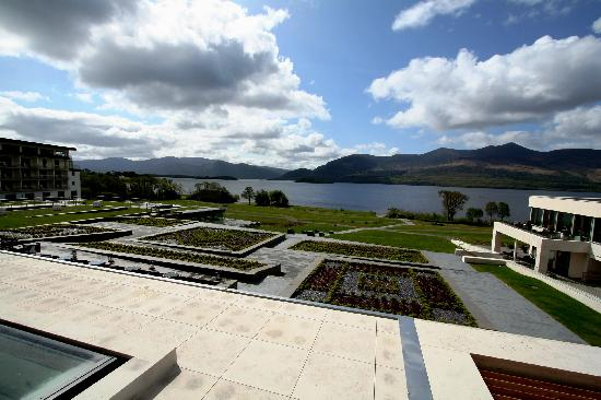 The Europe Hotel & Resort : View of Lough Leane (Rm. 105)