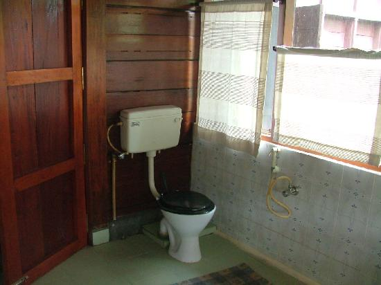 Periyar Bungalows: Roomy well appointed Bathroom.