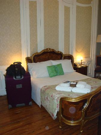 Rooney's Boutique Hotel: bedroom