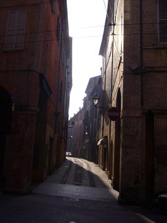 Street in Modena