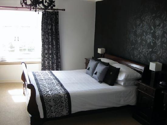 Strete Barton House: 'Mewstone' room
