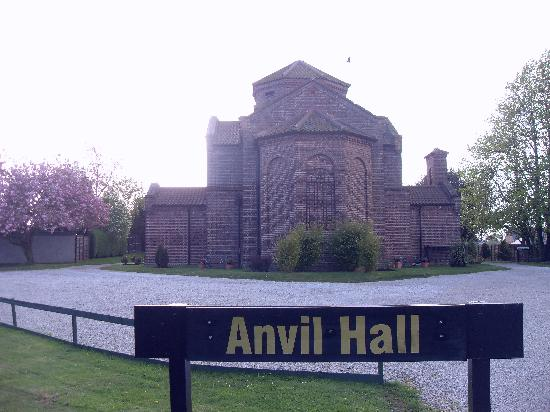 The Gables Hotel: The Anvil Hall