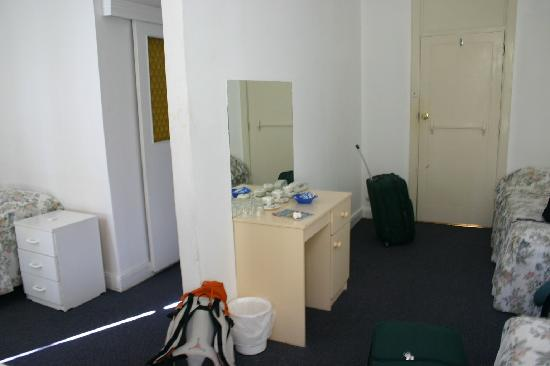 Plaza Hotel: chambre