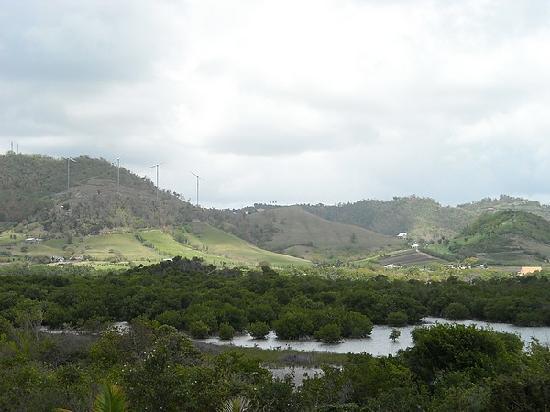 HOTEL CAP MACABOU: La vue depuis la terrasse de ma chambre