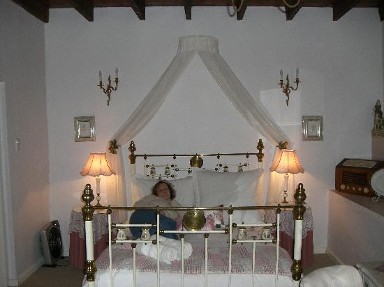 Kingna Lodge : Honeymoon suite