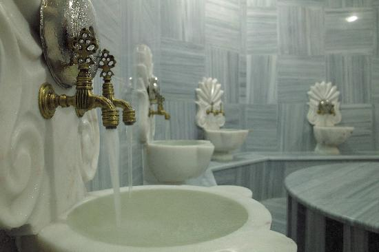 Ridos Thermal Hotel & Spa: Amazing Turkish  Thermal Bath