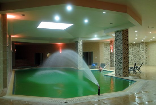 Ridos Thermal Hotel & Spa: Indoor Thermal Pool