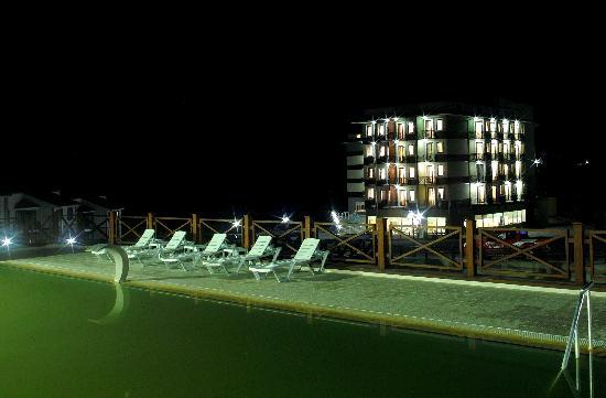 Ridos Thermal Hotel & Spa: Night At RİDOS