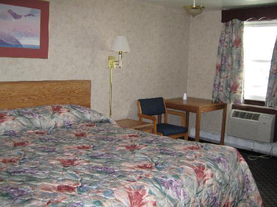Dartmouth Motor Inn: my room