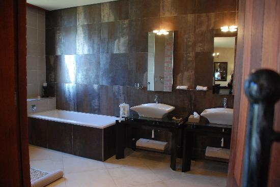 Riboville: bathroom