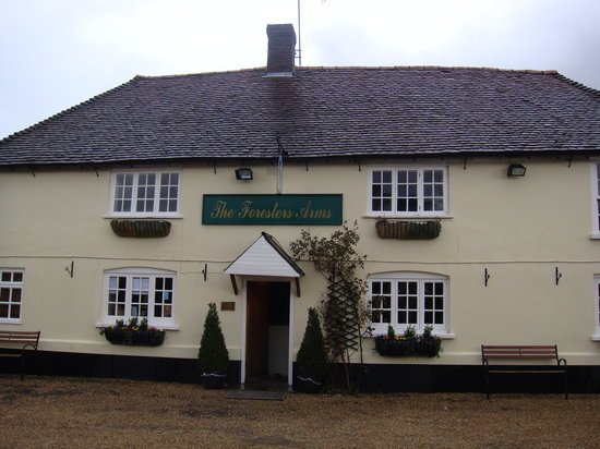 The Foresters Arms: Foresters Arms Graffam