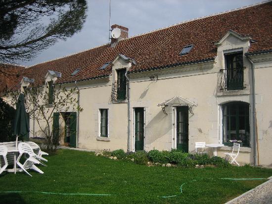 La Pillebourdiere: The main domain