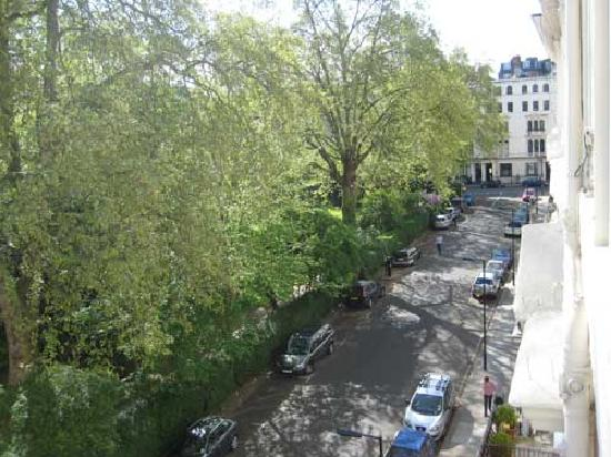 room view Picture of Garden Court Hotel London TripAdvisor