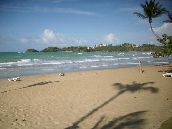 Punta Bonita Beach Resort : Strandteil