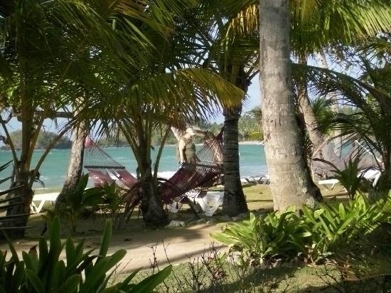 Punta Bonita Beach Resort : Hotelstrand